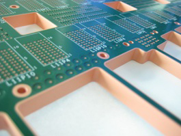 End plating technology,PCB,printed circuit boards