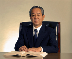 Representative Director & President Toshio Takahashi
